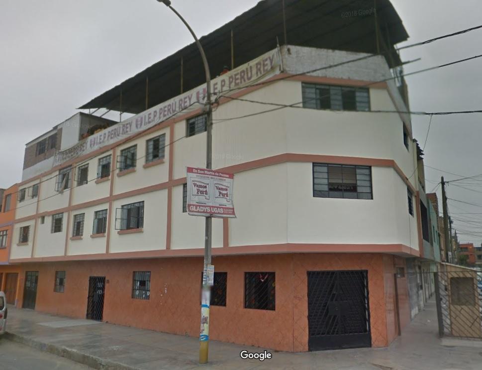 Escuela PERÚ REY - San Martín de Porres