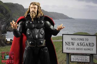 S.H. Figuarts Thor Endgame 18