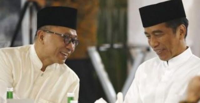 Terbukti, Omongan Amien Rais Dianggap Angin, Ketum PAN 'Melawan', Malah Bela Jokowi