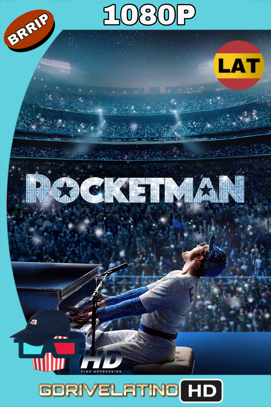 Rocketman (2019) BRRip 1080p (Latino-Inglés) MKV