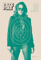 Free Fire Brie Larson Poster 1 (31)
