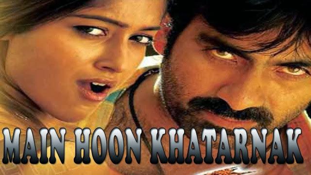 Main Hoon Khatarnak 2006 Hindi Dubbed HD WEBRip 700mb