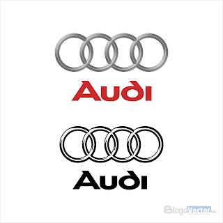 Audi Logo vector (.cdr)