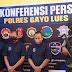 Korupsi Makan Minum 3 , 7 Milyar 3 tersangka ditahan polres Gayo Lues