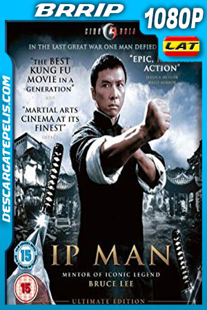 Ip Man (2008) 1080p BRrip Latino – Chino