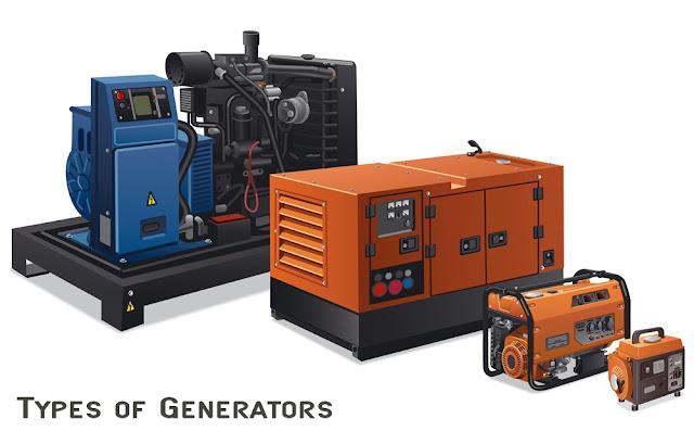 Types of Generators in 2019