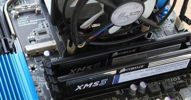 Pengertian, Perbedaan dan Fungsi DDR 1, 2,3,4 pada RAM