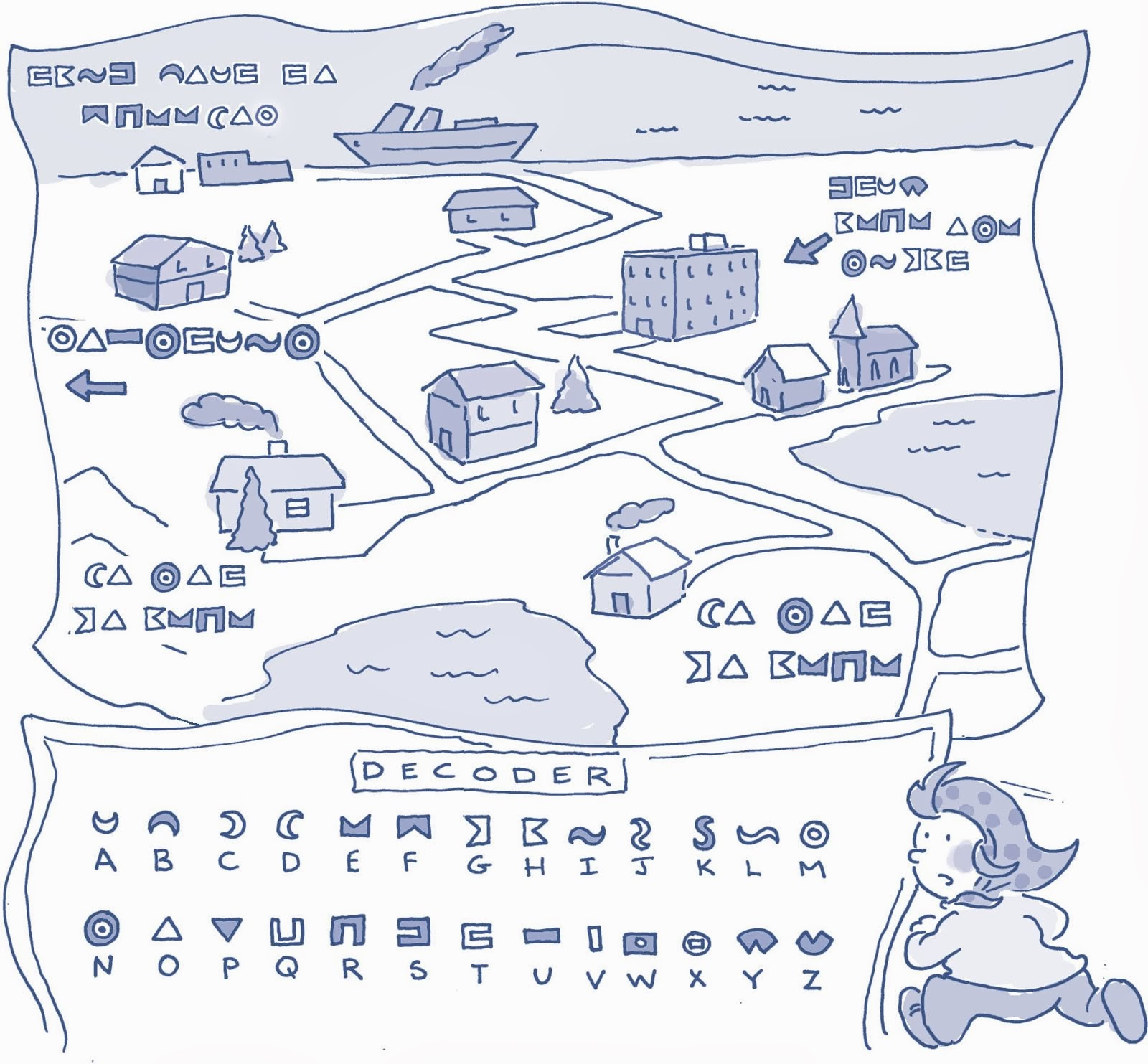 I Spy Worksheet For Preschoolers