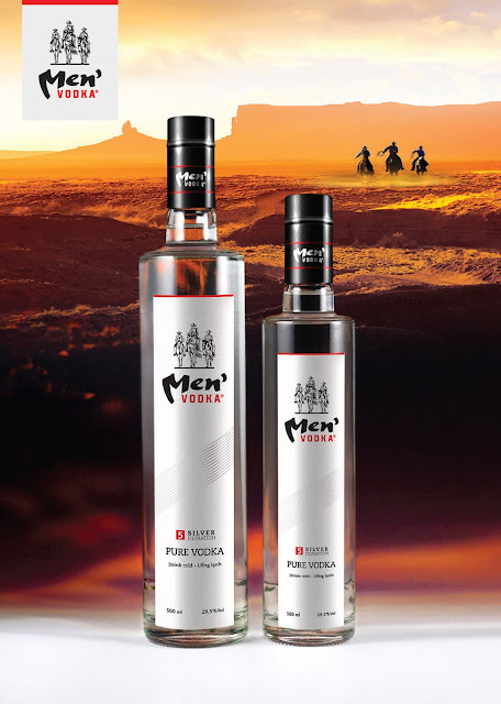 Rượu Vodka Men 29,5 %