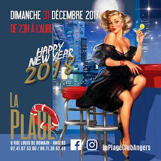 nouvel an à Angers