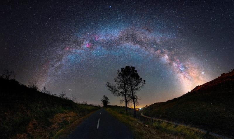 Céu noturno
