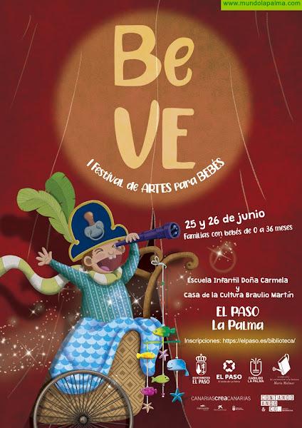 """El Paso presenta el I Festival de Artes para Bebés """"BeVe"""""""
