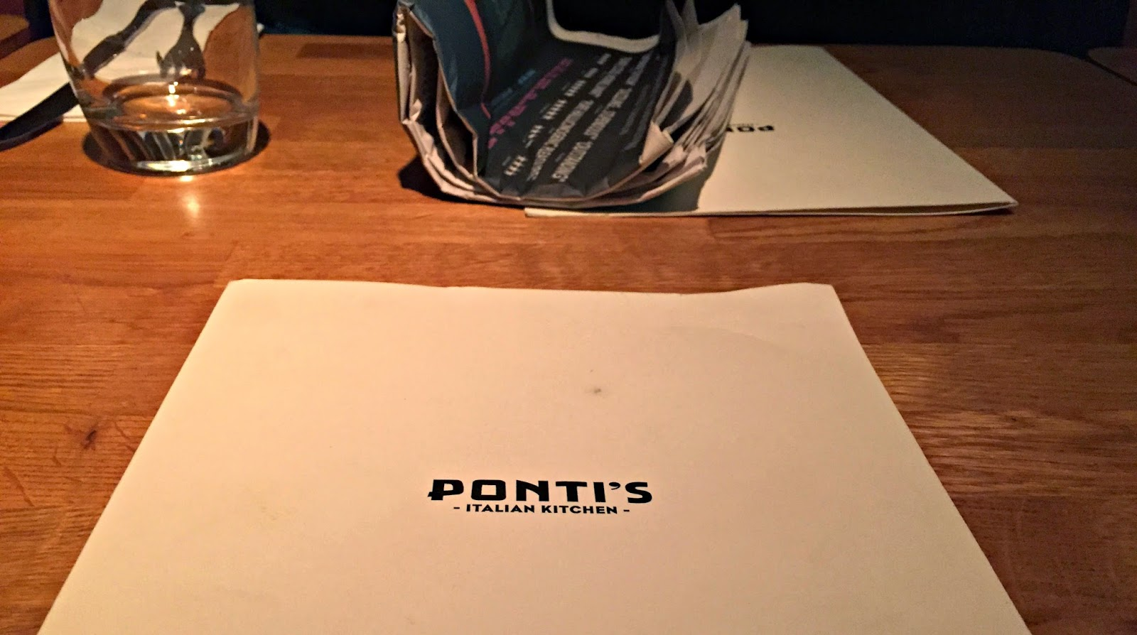 Ponti's Italian Kitchen