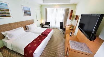 Waktu liburan di Singapura Anda singkat 3 Hotel Murah di Singapura akrab Bandara Changi (Changi Airport)