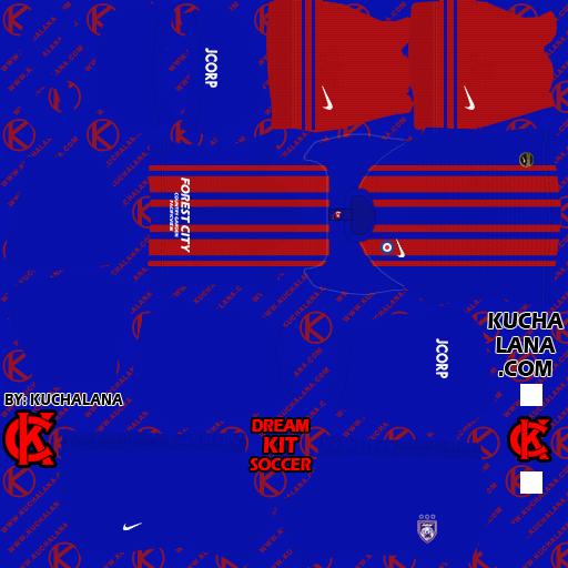Johor Darul Takzim Nike 2020 Kit - DLS20 Kits