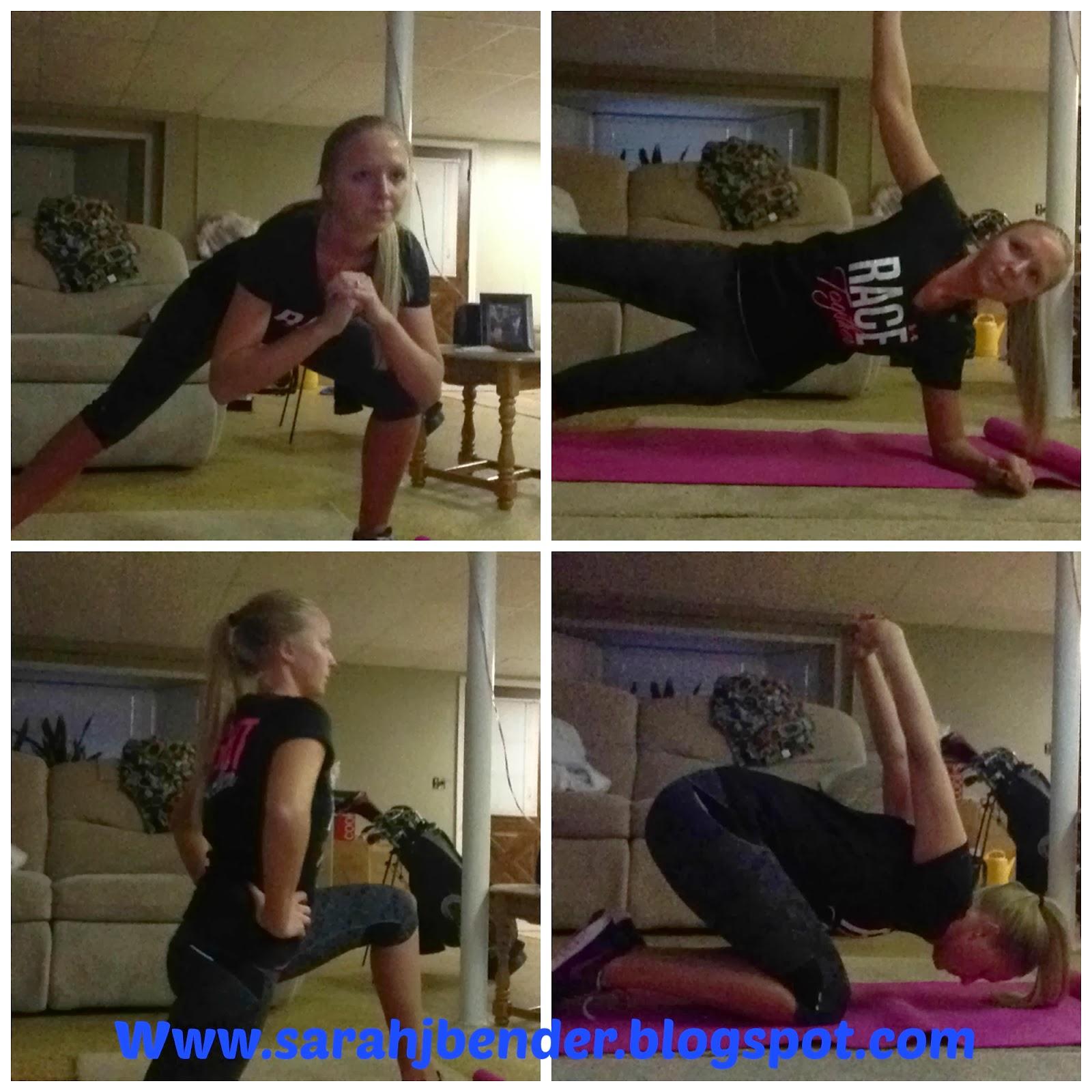 Healthy Wife Healthy Life Week 4 P90x3 Progress Update