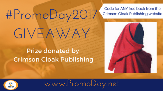 Giveaway #PromoDay2017