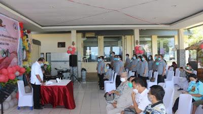 Gubernur Olly Apresiasi Eksistensi Yayasan Kanker Anak Pejuang Hebat Sulut