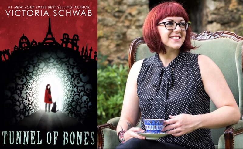 Tunnel of Bones by Victoria Schwab   Superior Young Adult Fiction   Audiobook Review