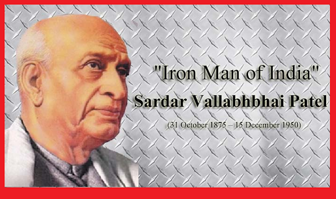 iron man of india sardar vallabhbhai patel 2021