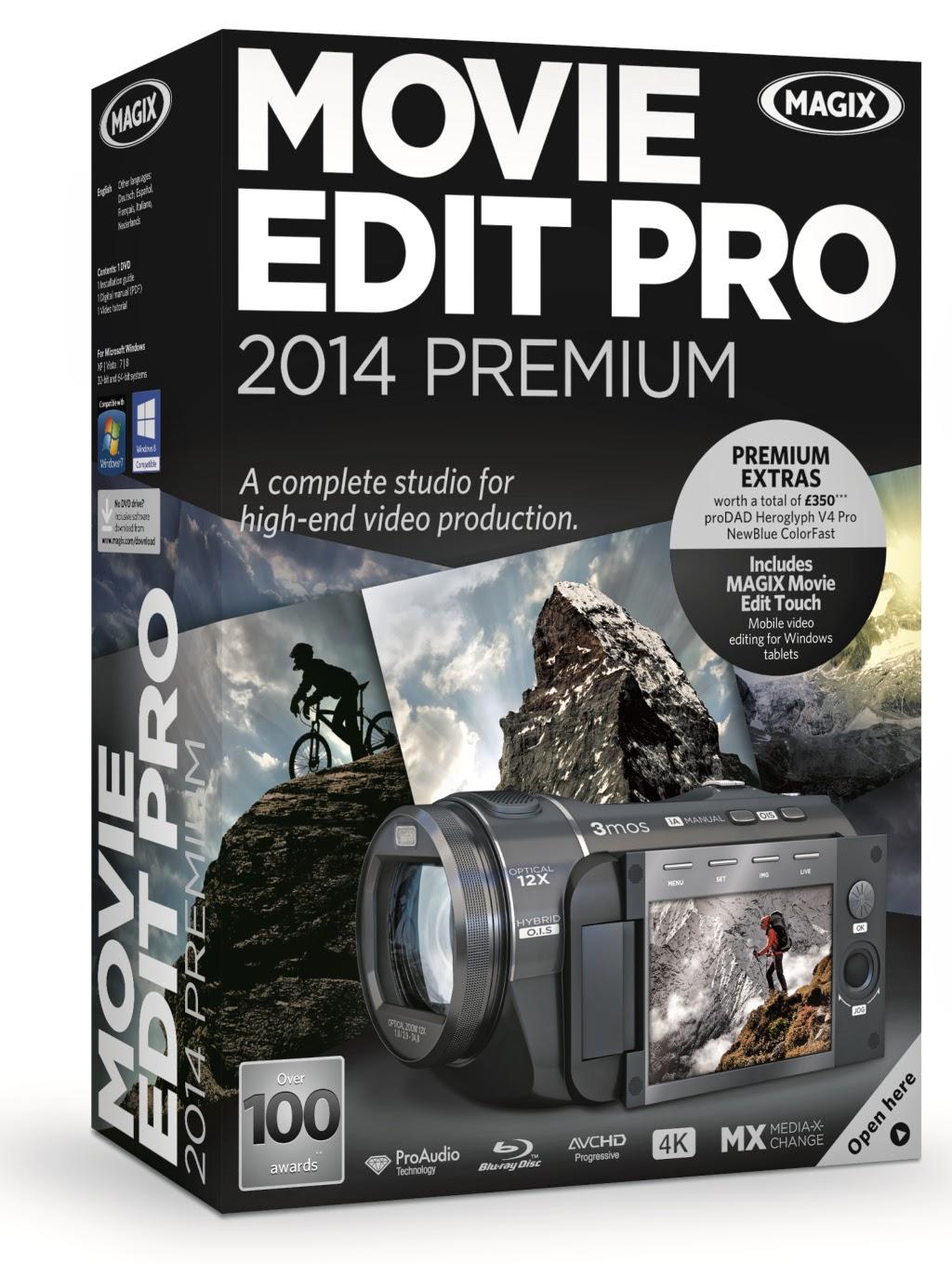 Magix movie edit pro premium 2014 Download