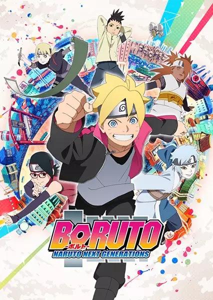 انمي Boruto: Naruto Next Generations