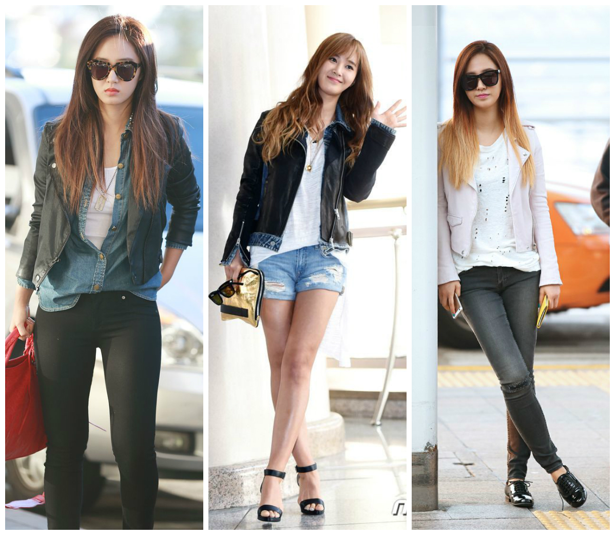 Favorite Airport Fashion - SNSD edition - Merzy's Corner  Favorite Airpor...