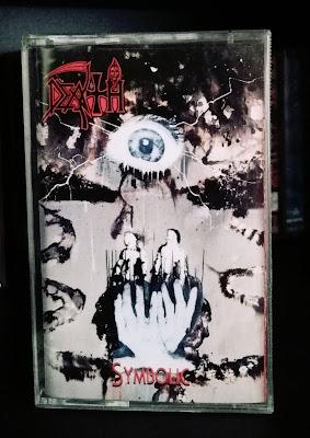 "Death - ""Symbolic"" kaseta"