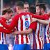 Tur Pramusim Atletico Madrid, Empat Negara Bersama 'Klub 100'