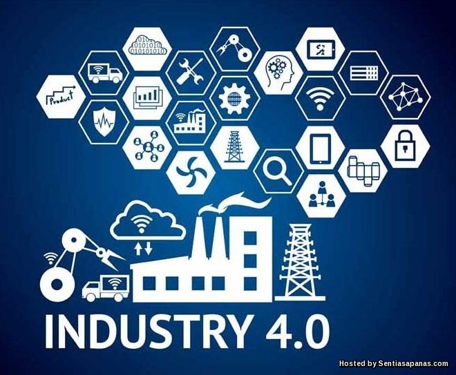 Apa Sebenarnya Revolusi Perindustrian 4.0?