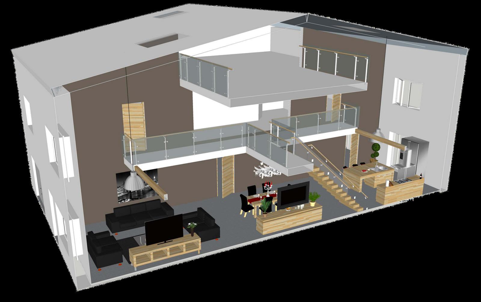 toussaint pauline portfolio am nagement d 39 une grange. Black Bedroom Furniture Sets. Home Design Ideas