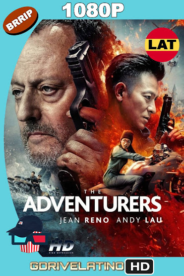 Los Aventureros (2017) BRRip 1080p Latino-Ingles MKV