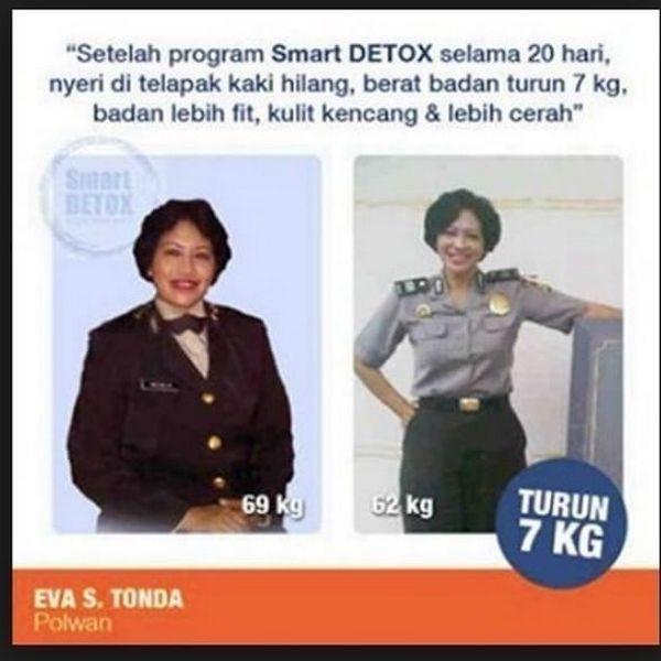 Jual Smart Detox Pelangsing Badan Alami Di Madukara Banjarnegara WA: 0813-1930-8376