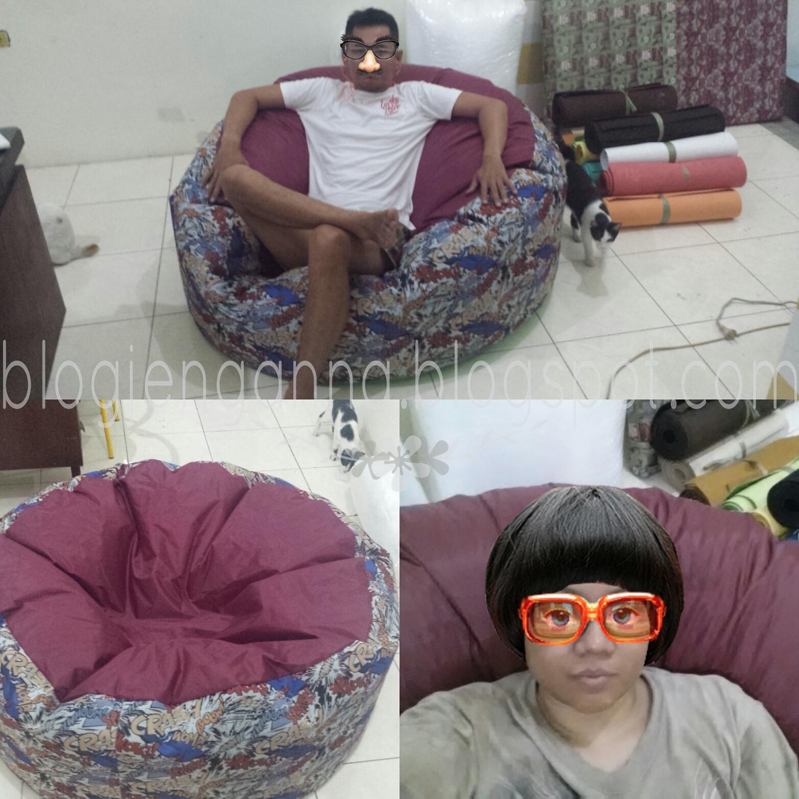 Super Membuat Sofa Bean Bag Sendiri La Femme Ecrit Inzonedesignstudio Interior Chair Design Inzonedesignstudiocom