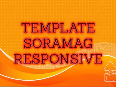 Template Terbaru 2017 Sora Mag Seo Responsive Download Gratis