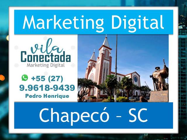 Marketing Digital Profissional Criação Site Loja Virtual Chapecó Santa Catarina