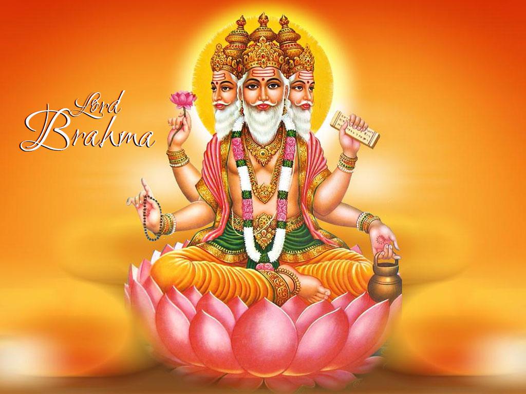 Most Inspiring Wallpaper Lord Vishwakarma - Lord+Brahma+2  You Should Have_546727.jpg