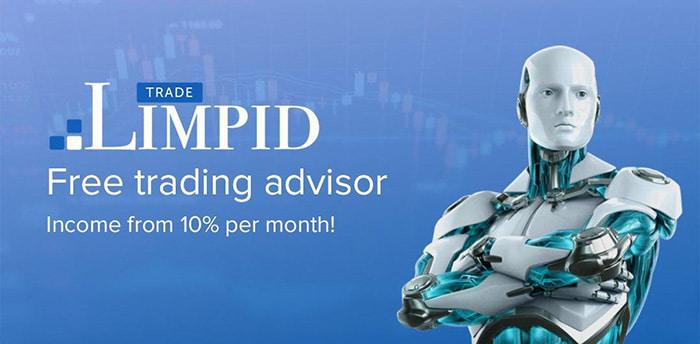 Бесплатный торговый робот от Limpid Capital
