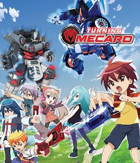 Turning Mecard Episodes in Hindi/Urdu Dub 480p & 720p HD 1