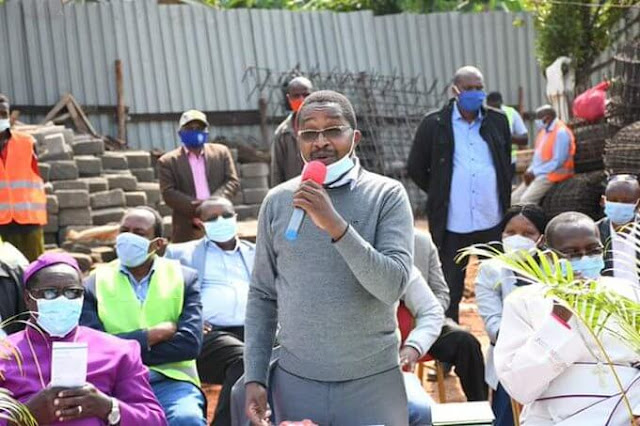 Murang'a Governor Mwangi wa Iria photo