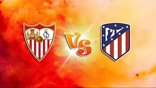مشاهدة مباراة اتلتيكو مدريد ضد اشبيلية 4-4-2021 بث مباشر في الدوري الاسباني