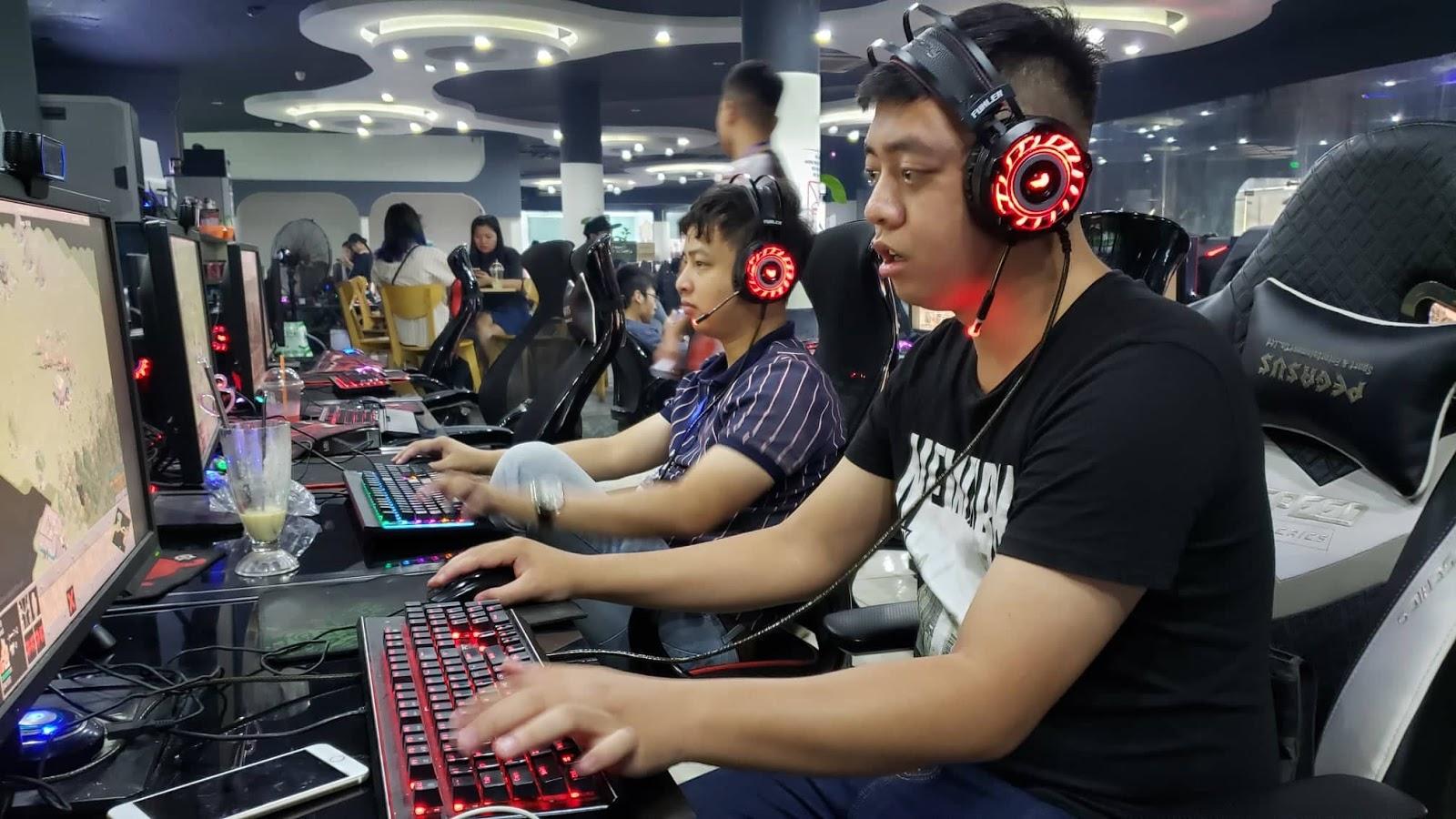 [AoE] AoE Việt Nam Open ngày thi đấu đầu tiên: Vẫn là con người ấy…