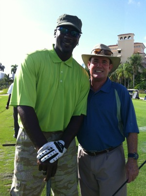 2e107caedec Michael Jordan BANNED from exclusive country club for wearing cargo pants on  golf course