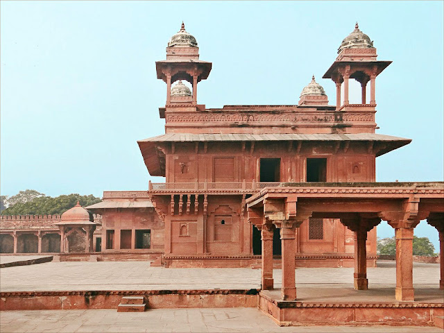 10 Places You Should Never Miss in Fatehpur Sikri, fatehpur sikri