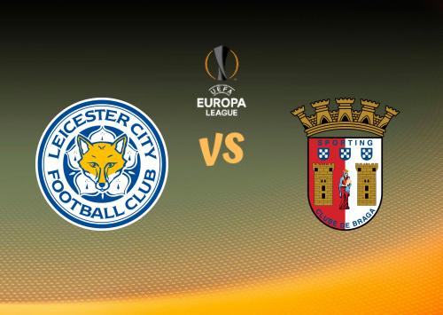 Leicester City vs Sporting Braga  Resumen