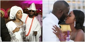 If I could marry Tiwa Savage again, it won't be a big wedding -Tee Billz
