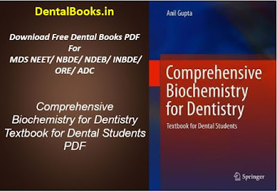 Comprehensive Biochemistry for Dentistry Textbook for Dental Students PDF