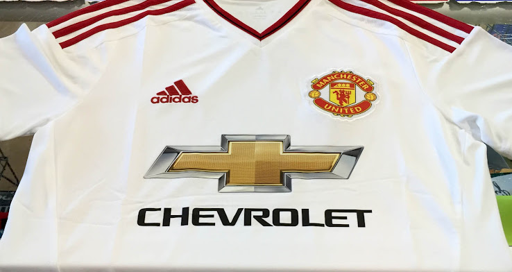 65632d43e Manchester United 15-16 Away and Third Kits to Be Released in August ...
