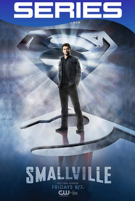 Smallville Temporada 10 Completa HD 1080p Latino