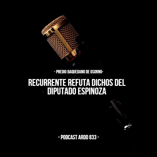 Podcast ARDD 833